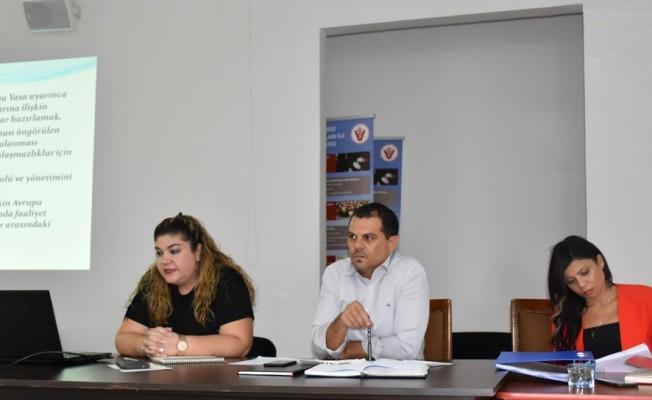 Organik Tarım Yasası bilgilendirme toplantısı düzenlendi
