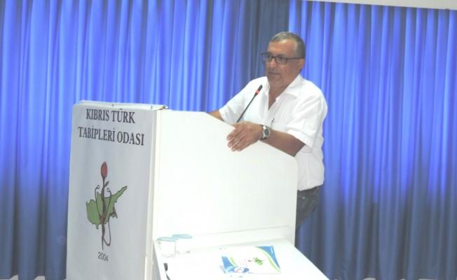 Tabipleri Odası Başkanı Dr. Mustafa Taşçıoğlu oldu