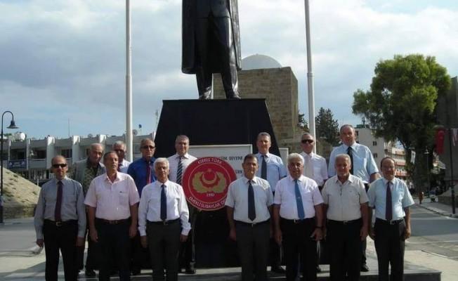 Emekli Subaylar Kuruluş yıldönümünü kutladı