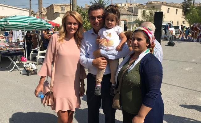 Erhürman: Luricina dostluğun ve kardeşliğin başkentidir...