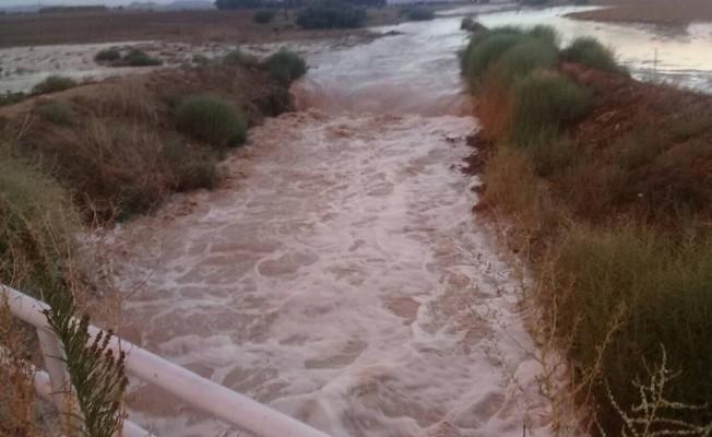 Güney Meserya suya gömüldü