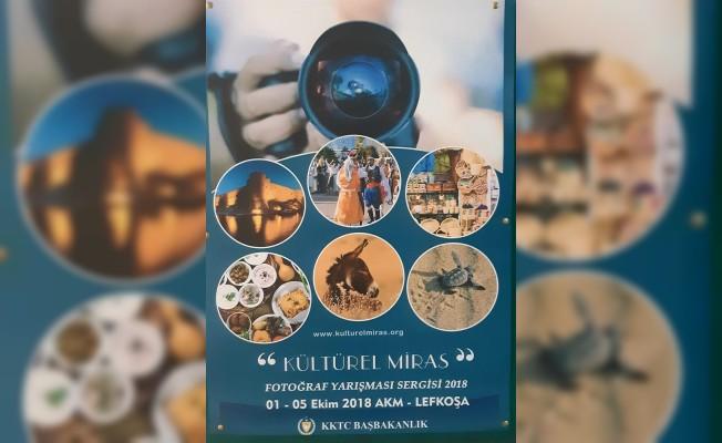 Kültürel Miras Fotoğraf Yarışması Ödül Töreni ve Sergi Açılışı bugün