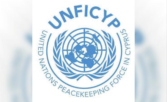 BM Barış Gücü açıklama yaptı...