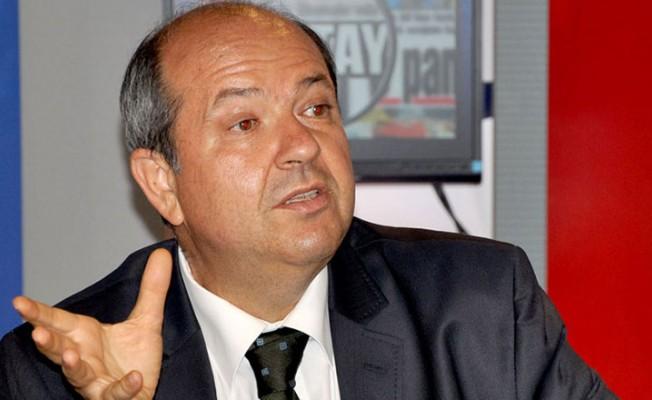 Tatar'dan hem Hükümete hem Akıncı'ya tepki!