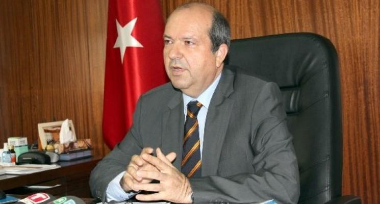 Tatar: Hidrokarbon yataklarında Türkiye ve KKTC'nin de hakları var