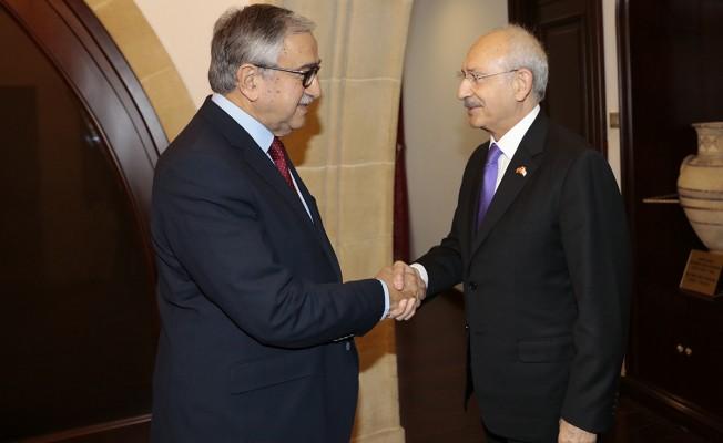 Kılıçdaroğlu KKTC'de...