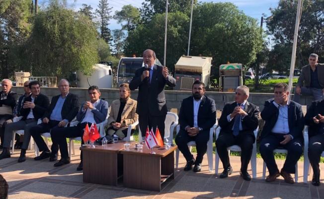 Tatar: UBP kalkınma için vardır