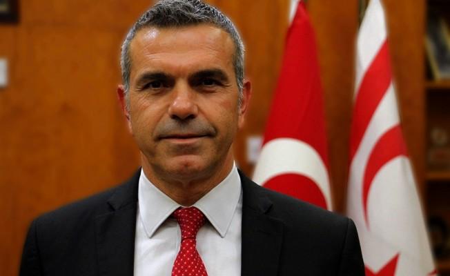 """Uluçay: """"2019'da Kıbrıs sorununun nihayete kavuşturulması en büyük temennimdir"""""""