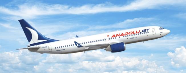 Anadolu Jet'den KKTC'ye yeni seferler