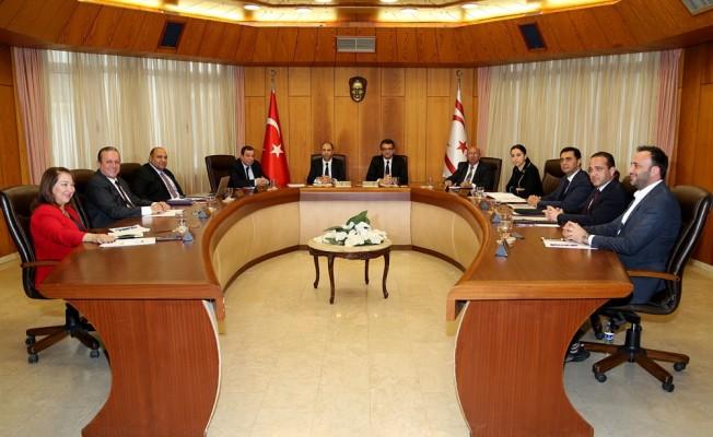 Bakanlar Kurulu yılın ilk toplantısı için toplandı