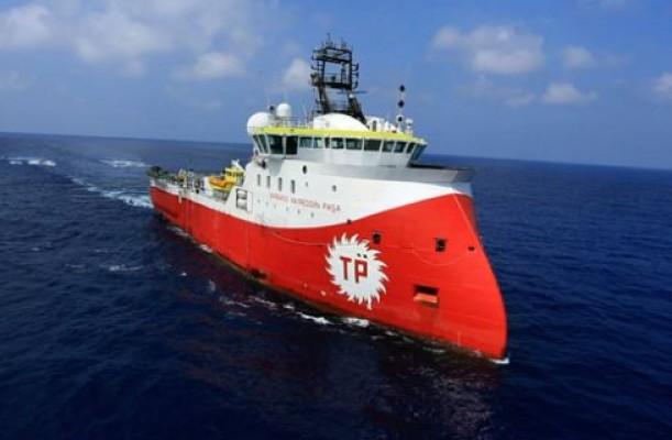 Barbaros Hayreddin Paşa gemisini BM'ye şikayet ettiler!