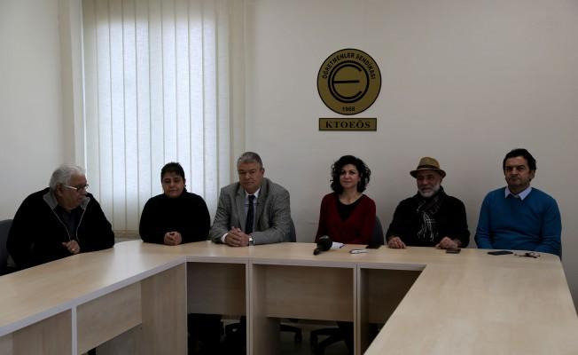 Birleşik Kıbrıs Partisi, KTOEÖS'ü ziyaret etti