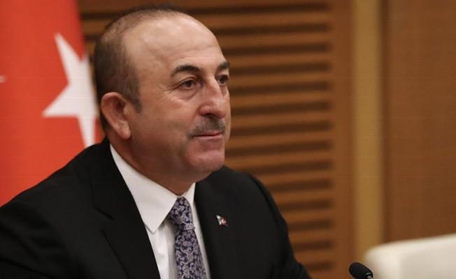 Çavuşoğlu: Kıbrıs müzakerelerinin başlaması mümkün görülmüyor