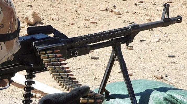 Cengiz Topel Atış Alanı'nda tüfek atışı yapılacak