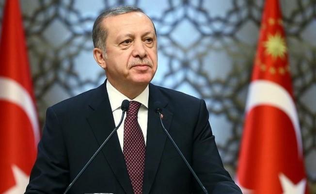 Erdoğan, Denktaş'ı saygı ve rahmetle andı
