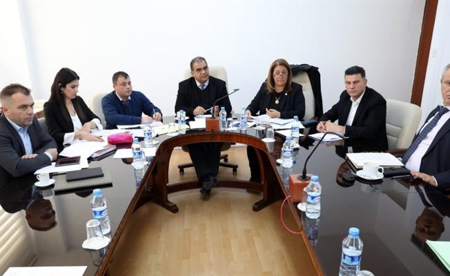 Güvenlik Kuvvetleri Güçlendirme Kurumu'nun denetim raporu onaylandı