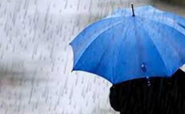 Kuvvetli yağış geliyor...