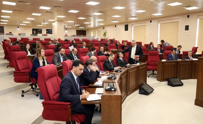 Meclis Genel Kurulu toplandı