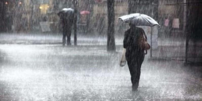 Şiddetli yağışlar Pazartesine kadar sürecek