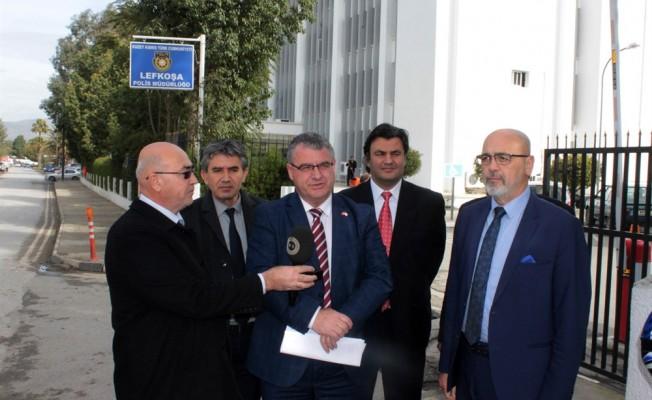 YDP, Elcil'e suç duyurusunda bulundu