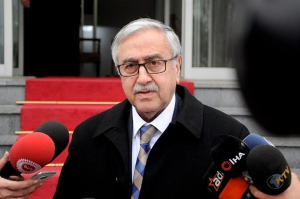 Akıncı: Statükonun mağduru Kıbrıslı Türklerdir!