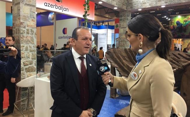 Ataoğlu: Turizmde dünya ile yarışıyoruz