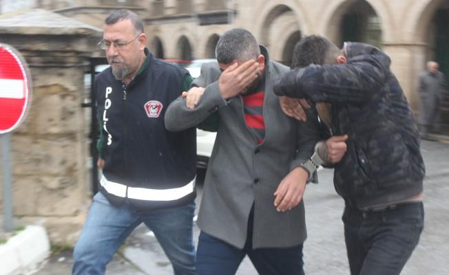Girne'de uyuşturucudan 2 kişi tutuklandı