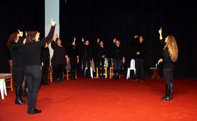 İskele'de İşaret Dili kursu tamamlandı