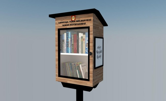 """LTB """"sokak kütüphaneleri"""" projesini hayata geçiriyor"""