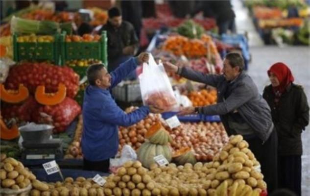 Türkiye'de enflasyon uçtu!