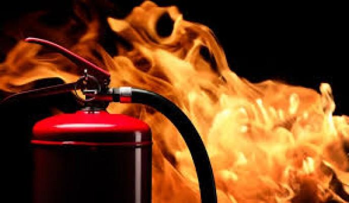 Alsancak'ta yangın!