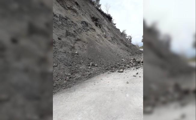 Ardahan-Kantara yolu yeniden trafiğe açıldı