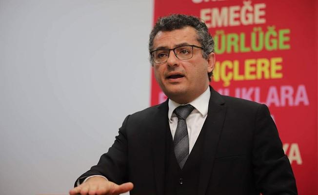 """Erhürman: """"Halkımıza hizmet ve adalet sözü verdik"""""""