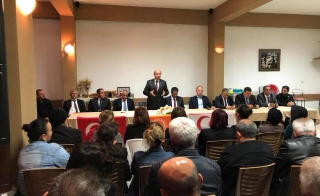 Tatar: Ülkeyi yönetecek iyi kadrolar bizde!