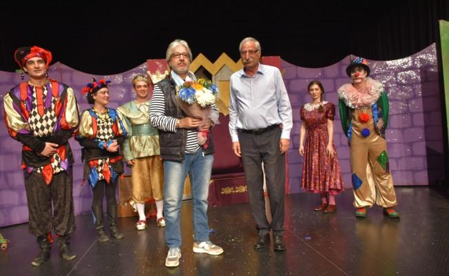 """""""1. Çocuk Tiyatroları Festivali"""" devam ediyor"""