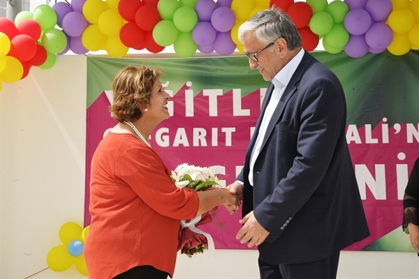 Akıncı, Yiğitler Gafgarit Festivali'ne katıldı...
