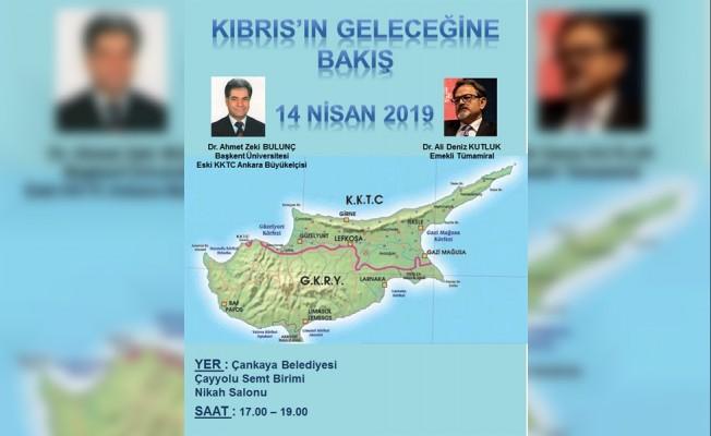 Ankara'da 'Kıbrıs' konferansı...