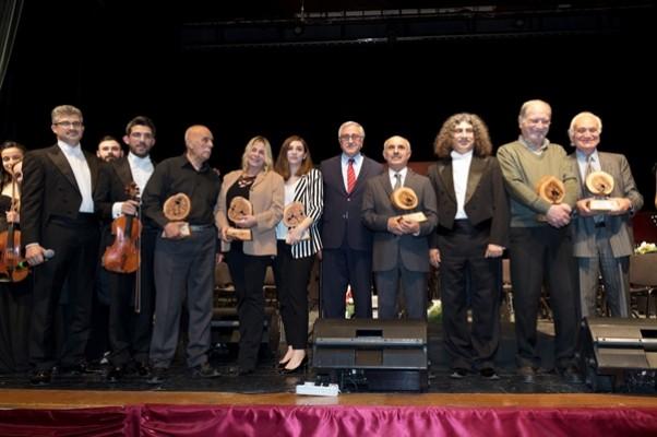 Cumhurbaşkanlığı Senfoni Orkestrası, SILA 4 grubu ile sahne aldı