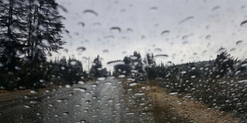 En fazla yağış Ziyamet'te kaydedildi