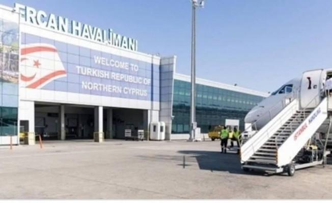 Ercan'daki yolcu sayısı 4 milyon 20 bin 229'a yükseldi