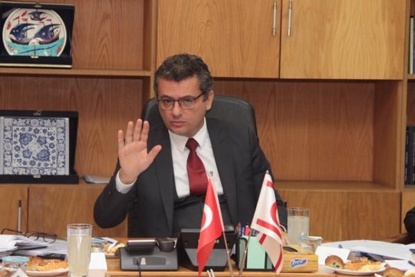 Erhürman 'hükümet bozulacak' iddialarını yanıtladı...
