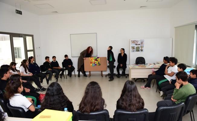 """""""Gençlik Sosyal Destek Projesi"""" ilk etkinliklerini tamamladı"""