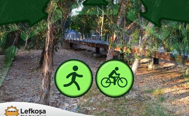 Harmancı: Kanlıdere bisiklet ve yürüyüş yolu hayat bulacak...