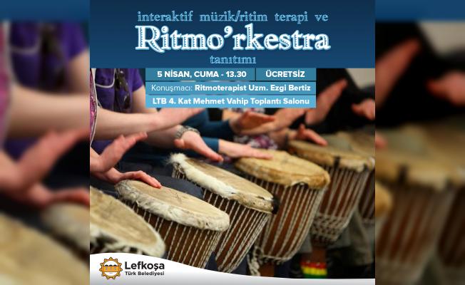 LTB'den İnteraktif Müzik ritim terapi ve Ritmorkestra tanıtımı