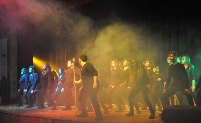Mesarya Tiyatro Şöleni'nin galası yapıldı