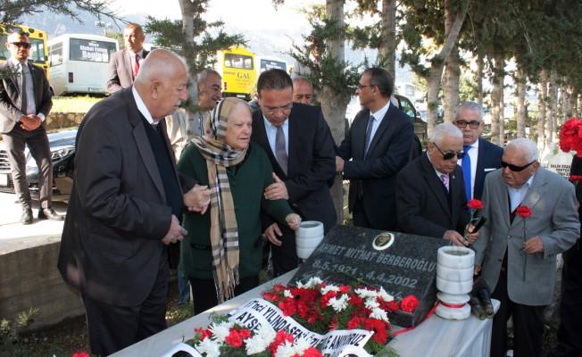 Mithat Berberoğlu anıldı
