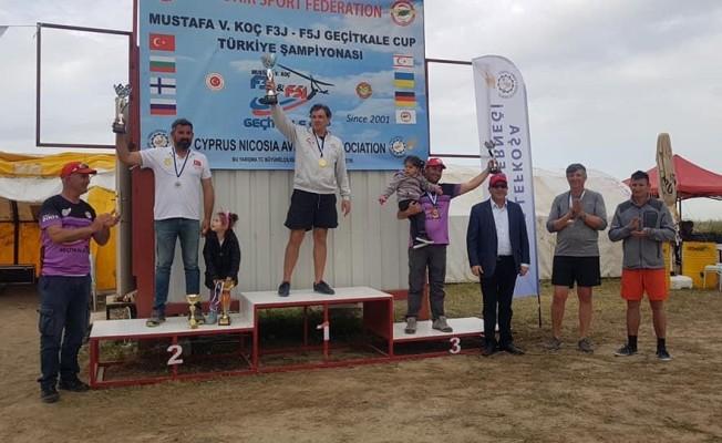 Mustafa Koç Geçitkale Kupası ödülleri verildi