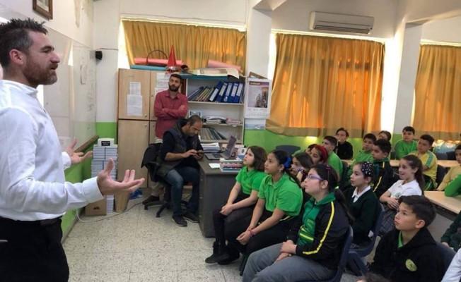 Orman Dairesi, öğrencilere eğitim verdi