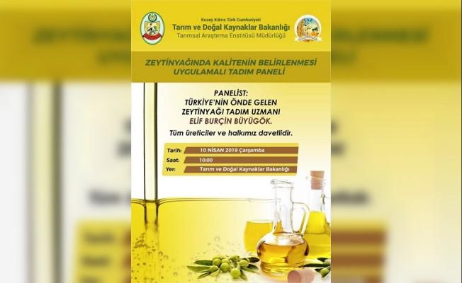 Tarımsal Araştırma Enstitüsü panel düzenleyecek
