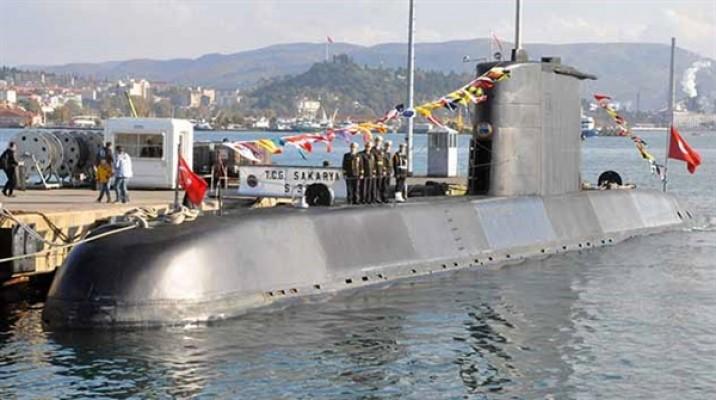 TCG Sakarya Girne Limanı'nda ziyaret edilebilecek